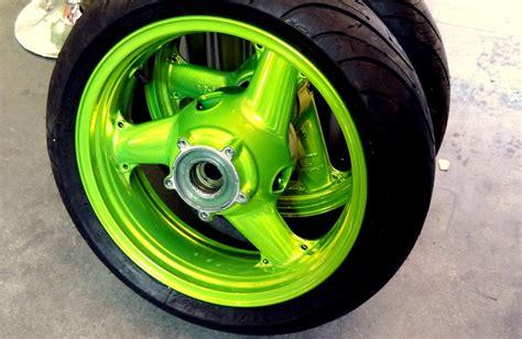 peinture cadre moto epoxy ab deco metal peinture 233 poxy pour moto thermolaquage