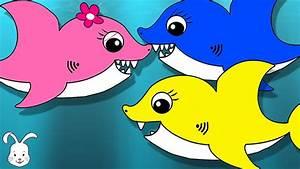 baby shark song lyrics nursery rhymes animal