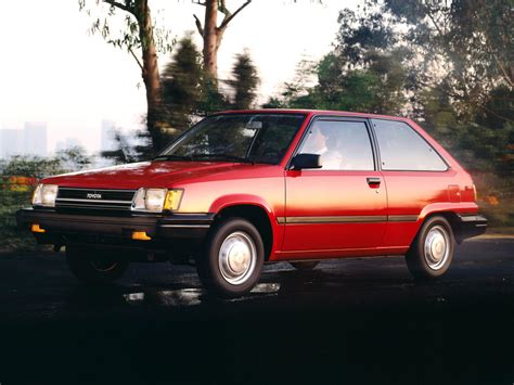 Toyota Tercel Hatchback 1983  Reviews, Prices, Ratings