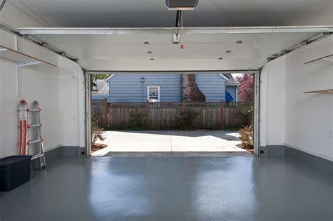 fix up your garage floor with an epoxy coating epoxy