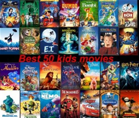 best 50 of all times dvd home theater 953   best 50 kids movies 300x255
