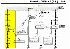 I Need A Wiring Diagram For The Cht Sensor For A 1999 F250 Super Duty 6 8l
