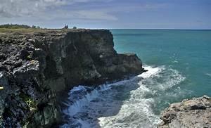 File:Sea cliff, Barbados coast.jpg