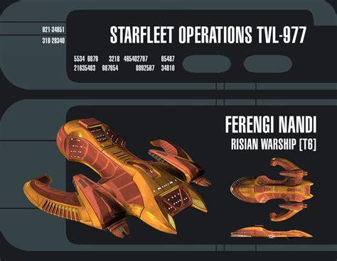 Star Trek Ferengi Ships Drawing