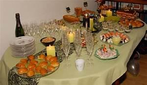 Idée Apéro Dinatoire Pas Cher : decoration de table pour un apero dinatoire ~ Melissatoandfro.com Idées de Décoration
