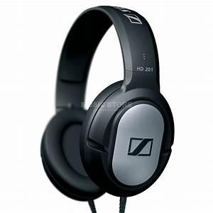 Sennheiser HD 201 Headphones | MUSIC STORE professional ...  Sennheiser