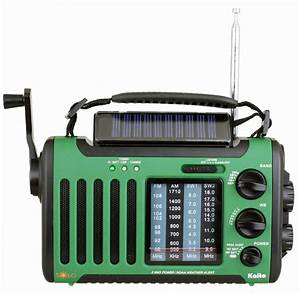 Emergency Radios  A Comforting Connection To Others During