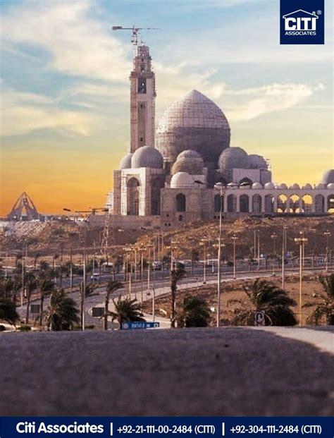 amazing click  grand jamia masjid bahria town karachi