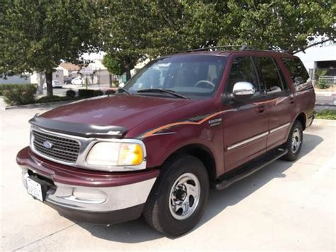 ford expedition gas mileage