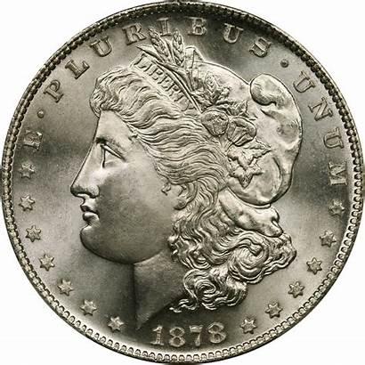 Dollar Morgan 1878 Silver Value Error Library