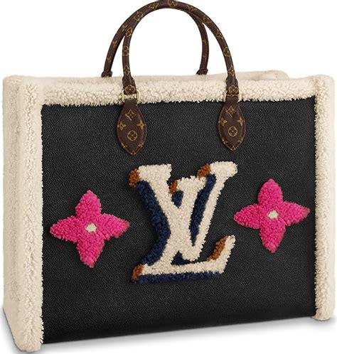 louis vuitton shearling monogram bag collection bragmybag