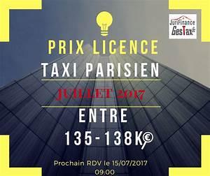 Annonce Taxi Parisien : prix de la licence taxi parisien juillet 2017 disponible ~ Medecine-chirurgie-esthetiques.com Avis de Voitures
