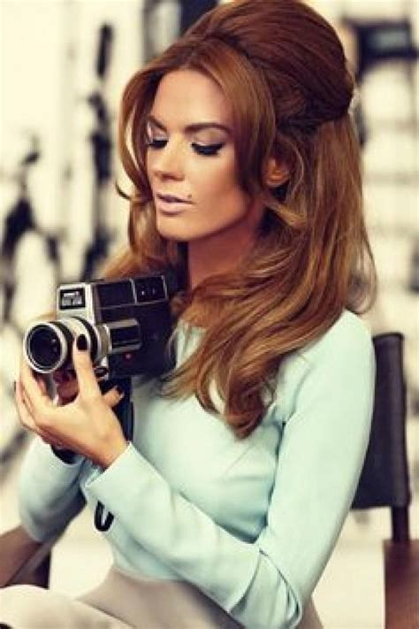 20 Collection Of 1960s Long Hairstyles