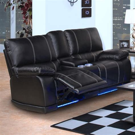 leather sectional recliner sofa with cup holders black leather reclining sofa with cup holders sofa