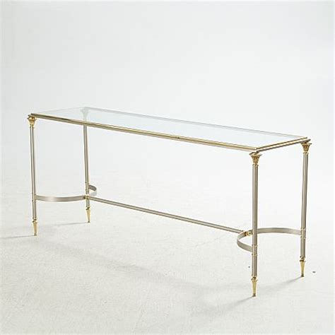Sideboard Glas Metall by Auktion Sideboard Glas Och Metall Stockholms