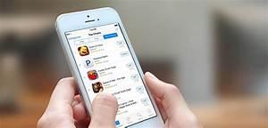 Comment Supprimer Une Application Iphone 7 : comment annuler l 39 achat d 39 une appli sur l 39 app store ~ Medecine-chirurgie-esthetiques.com Avis de Voitures