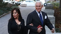 Roger Stone arrived with a Bible, left with a conviction ...