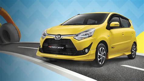 Toyota Agya 2019 by Toyota Agya 2019 Indonesia Semua Hal Yang Perlu Anda Ketahui