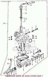 Honda Crf 150 Carburetor Diagram