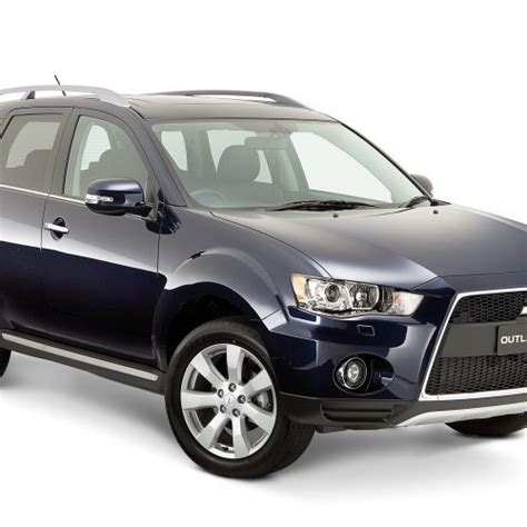Mitsubishi Outlander Mileage by Mitsubishi Outlander Price Review Pictures