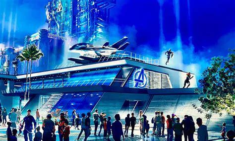 Disney Avengers Campus: New Details Announced