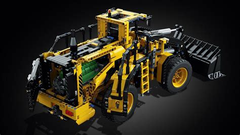 buy lego technic remote controlled volvo lf wheel load