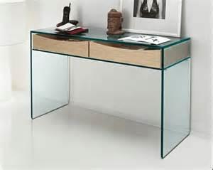 glass writing desk wonderful ideas one decor