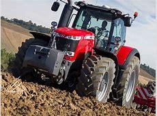 New MASSEY FERGUSON MF8732 Tractors for sale