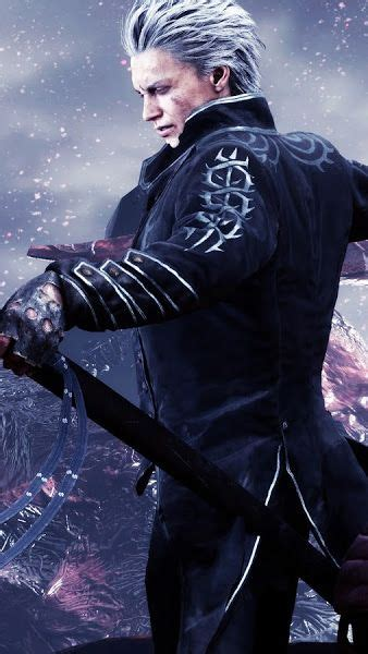 24254 views | 20075 downloads. Devil May Cry 5 Vergil Wallpaper Hd - Esline Wallpaper Base