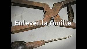 Nettoyer Fonte Rouillée : nettoyer un outil ancien retirer la rouille du m tal nettoyer le bois youtube ~ Farleysfitness.com Idées de Décoration