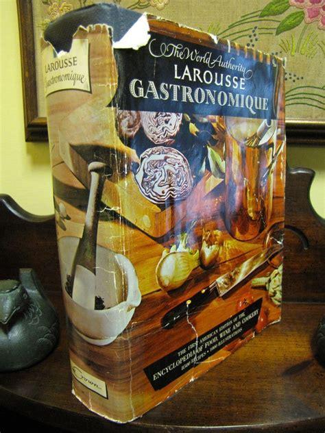 edition larousse cuisine h july 1961 larousse gastronomique the
