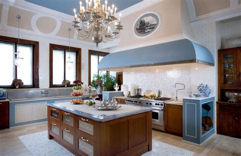 Pretty Vintage French Country Style Kitchens Design Ideas