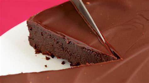flourless chocolate cake  chocolate glaze recipe