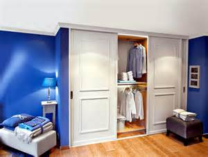 blue and gray bathroom ideas built in wardrobe with sliding doors interior design