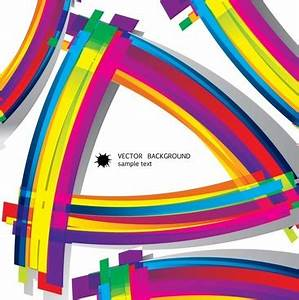 Free border line design colorful free vector download ...