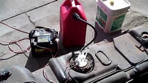 Yukon Denali Fuel Pump How To  Side Mount Tank  Part 2
