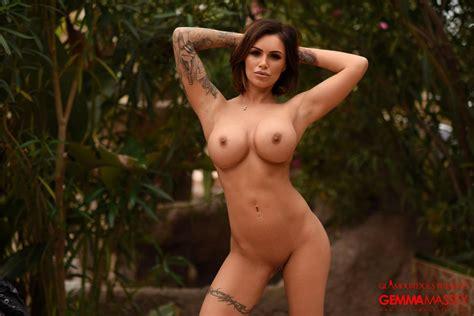 Busty Babe Gemma Massey Strips In Her Sexy Daisy Dukes Coed Cherry