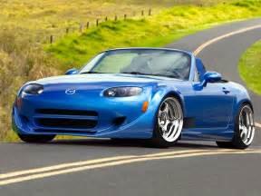 Custom Mazda Miata  Mx5 (nc)  Mazda Mx5 Miata Tuning