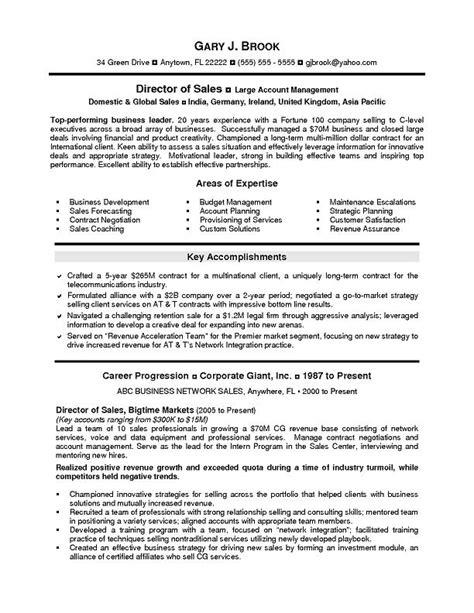 director sales dynamic resumes of nj