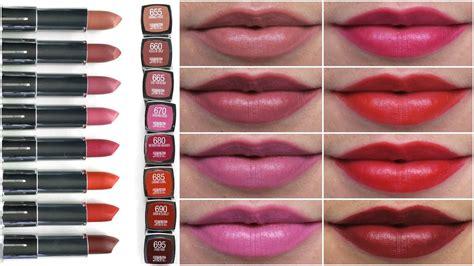 maybelline color sensational matte lipstick maybelline colour sensational matte lipstick