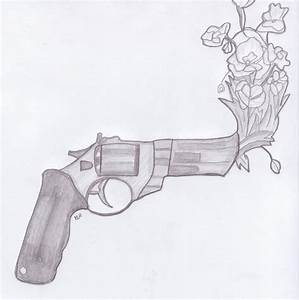Flower Gun by MyNameIsGrey on DeviantArt
