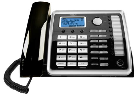 amazon help desk phone number 2 line corded expandable desk phone business phone