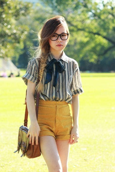 How To Dress Like Nerd Cute Nerd Outfits For Girls