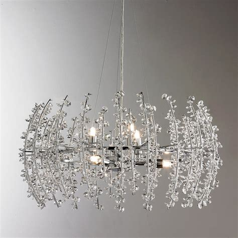 contempo crystal chandelier  light shades  light