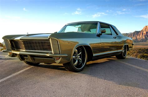 Lewis Collection 1965 Buick Riviera