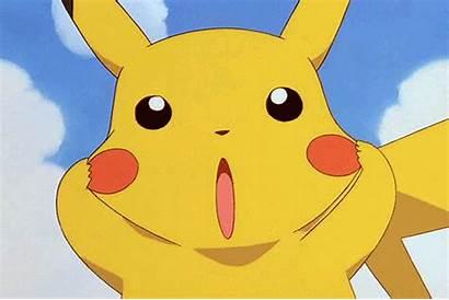 Pikachu Pokemon Funny Gifs Raichu Faces Face