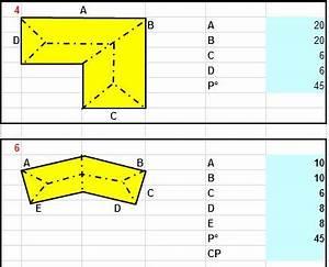Calcul Surface Toiture 2 Pans : calcule surface toiture forum math matiques 348142 ~ Premium-room.com Idées de Décoration