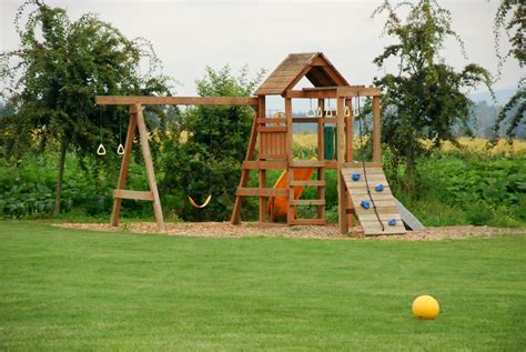 Your Backyard by Backyard Playground Best Ground Cover Options Guide