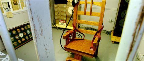 chaise electrique execution la chaise électrique a été inventée par un dentiste