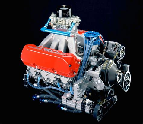 toyota car engine how toyota and nascar helped build a 600ci small block chevy